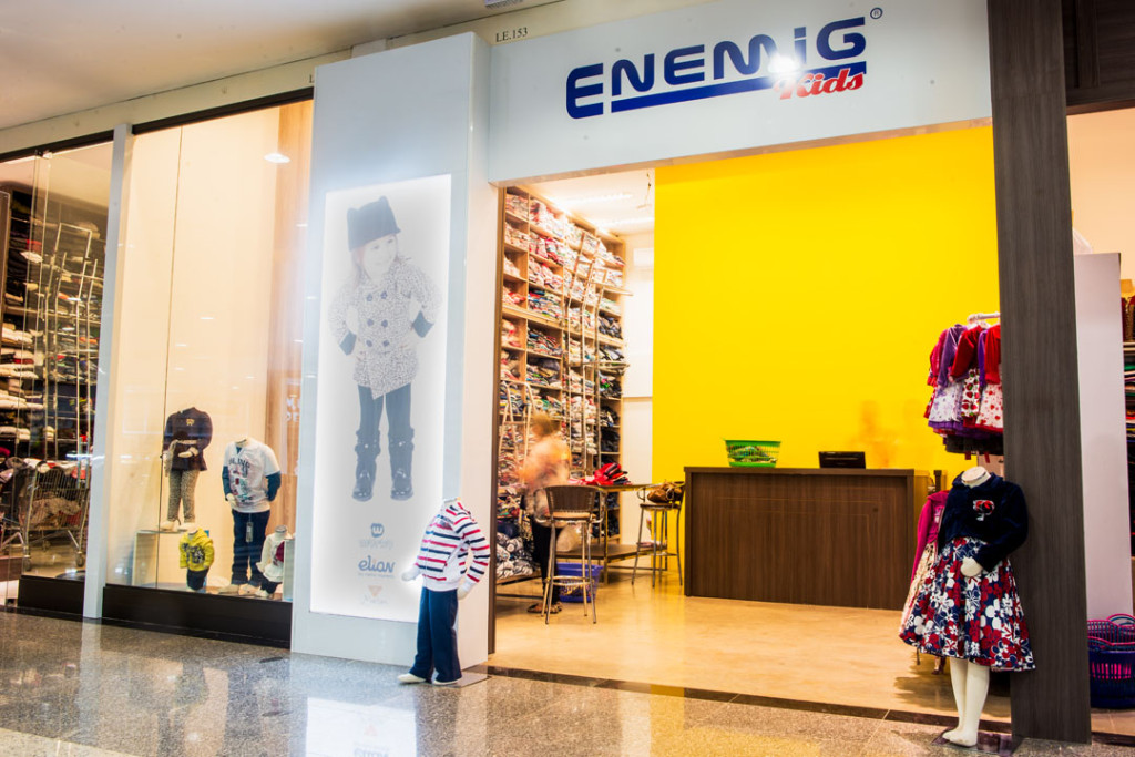 Enemig Kids Av Fashion